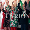 Daily Clarion/Haley Church<br /> Christmas at Lyles Station<br /> Princeton Community Primary School second grade choir members sing and dance to holiday favorites performed at Lyles Station Heritage School and Museum Saturday during the annual Christmas open house.