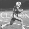 Daily Clarion/Andrea Howe<br /> Titan runningback Dylan Stefanich lopes away for the first touchdown of Friday's homecoming 79-7 win over Pike Central's Chargers.