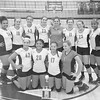 The Princeton Community Middle School 8th grade Lady Tiger volleyball team wins the Wood Memorial Invitational on Saturday. The Tigers defeated Washington and Pike Central in straight sets.