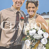 Daily Clarion/Andrea Howe<br /> Gibson Southern High School Homecoming Queen Lauren Ziliak, pictured with escort Jacob Murphy, was crowned in festivities prior to Friday's rainy win over Pike Central Chargers.
