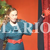 "Quiche Matchen/ Daily Clarion <br /> Courtney Slough plays ""Dawn"" during rehearsal for ""Uh-Oh, Here Comes Christmas"" play presented by Broadway Players at Princeton Theatre & Community Center Thursday night. Dinner starts at 6 p.m. and the show will follow. The show runs Dec. 1, 2, 7 and 9 at the theatre and community center."