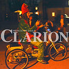Daily Clarion/Andrea Howe<br /> Melissa Walden, director of marketing and development for The Arc of Gibson County, rides a tricycle and videos clients marching in the Saturday Princeton Christmas parade.