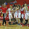Daily Clarion Archive<br /> Lady Tigers head coach Brittany Maners and team host Big 8 rival Boonville Thursday night.