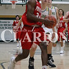Lucas Whitten/Daily Clarion Archive<br /> Stephan Wilkerson drives to the basket at Wood Memorial last week. On Saturday, Wilkerson tallied 33 points in a PCHS victory at Evansville North High School.