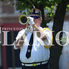 """Rachel Graber Akpotu/Daily Clarion <br /> Bob Heavrin performs """"Taps"""" on the bugle in honor of military servicemen  and women who have passed away during the annual Memorial Day ceremony on the Gibson County Courthouse lawn."""