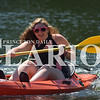 "Rachel Graber Akpotu/Daily Clarion <br /> <br /> Camp councilor Andrea Sutton breaks in a kayak at Camp Carson Thursday afternoon. The amp offers a variety of outdoor activities geared toward challenging and empowering young adults. Horseback riding, canoeing, zip-line, fishing, athletics, dirt bike riding lessons and other summer camp staples are offered throughout the summer. For more information visit:  <a href=""http://www.campcarson.org"">http://www.campcarson.org</a>."
