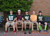 photo provided<br /> <br /> Trojan baseballers honored<br /> <br /> The Wood Memorial High School Trojans baseball team honored its season by handing out award to (from left) Tucker McCrary (Most Improved), Walker Nurrenbern (Defensive Award), Jon Reising (Coach's Award), Trent Holder (Offensive Award) and Isaiah Norrick (Kiwanis Mental Attitude).