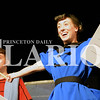 "Daily Clarion/Rachel Graber Akpotu<br /> Linus (Aaron Weeks) and Lucy (Kara Gray) rehearse a scene from Broadway Players' production of ""You're a Good Man, Charlie Brown"" presented at Princeton Community Theatre this weekend and next weekend. Show times are 7 p.m. Friday and Saturday, 2 p.m. Sunday and again at 7 p.m. June 23-24 and 2 p.m. June 25. Tickets are $15 per person, available at the box office or online at  <a href=""http://www.broadwayplayers.org"">http://www.broadwayplayers.org</a>"