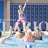 Alicia Pieper leads a group in Aqua Zumba at the Princeton Aquatic Center during a summer session in 2015. Her first class kicks off at 9:30 a.m. Monday, June 5 at the Princeton Aquatic Center. She has classes every Monday at 9:30 a.m. and Wednesday at 6:30 p.m.