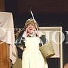 "Quiche Matchen/ Daily Clarion<br /> Koby Koberstein plays the maid as well as other characters in the Broadway Players' production of ""The 39 Steps."" Performances start at 7 p.m. Friday and Saturday, and at 2 p.m. Sunday from Oct. 6-8 and 13-15."