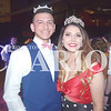 Quiche Matchen/ Daily Clarion <br /> Nathan Tovar and Paije King were crowned king and queen of the 2018 Princeton Community High School junior-senior prom Saturday night.