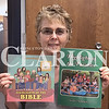Daily Clarion/Andrea Howe<br /> Jackie Maikranz of Buckskin is the author of two recently published children's books, Highlights of the Bible and Highlights of the Parables. Maikranz said Highlights of the bible explores each of the 66 books of the bible with an explanation of the name of the book, the author's name and highlights of events in each book, with illustration. The Highlights of the Parables  explains each parable with an illustration. Maikranz and her husband Kevin have 13 grandchildren, featured on the cover of the book on the parables. She said the book is something special she wanted to create for them. The books are available for purchase at amazon.com