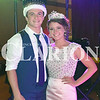 Daily Clarion/Jake Bethel<br /> Dylan Stefanich and Rachel Jones are crowned Gibson Southern High School Prom King and Queen Saturday evening.