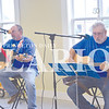 "Quiche Matchen/Daily Clarion archive<br /> DSL perform ""Up on Cripple Creek"" at the Oakland City Sweet Corn Festival. Band members Lowell Thomas and Stephen Edwards have performed in surrounding areas of Washington, Evansville and their hometown Petersburg."