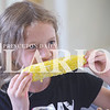 Quiche Matchen/Daily Clarion archive<br /> RosaLee Smith, 9, chows down on an ear of corn at the Oakland City Sweet Corn Festival.