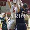 Princeton's Zach Dove scored 20 points in the Tigers win over Barr-Reeve.