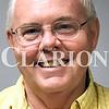 Daily Clarion/Andrea Howe<br /> Rev. Ken Armitage