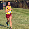 Grant Essenmacher/Daily Clarion Gibson Southern senior Morgan Jackson, pictured here competing in a meet earlier this season, was one of two girls given Academic All-State honors Thursday by the IATCCC.