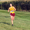 Grant Essenmacher/Daily Clarion Gibson Southern's Ellie Kiesel runs in a race earlier this season.