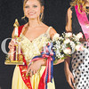 Erica Gaines was crowned 2016 Oakland City Sweet Corn Festival Queen. A 2016 Pike County Central High School graduate, Gaines is the 18-year-old daughter of Steve Gaines and Dawn Biesterveld of Petersburg.