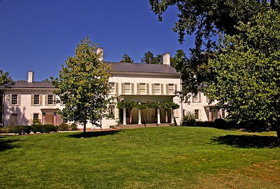 Beautiful Morven in Princeton, NJ