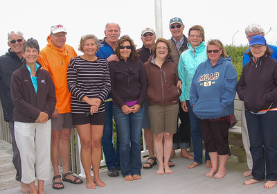 2012 Duck Island Mini-Reunion on the Outer Banks