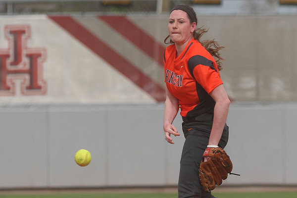 Princeton Softball in Houston '17