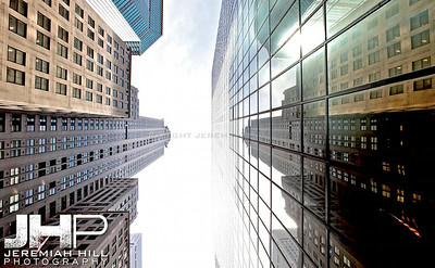 """Chrysler Canyon #1"", NYC, 2013 Print NYC1-0918"