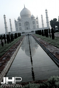 """Dutch Taj Black"", Agra, Uttar Pradesh, India, 2007 Print IND387-013V2"