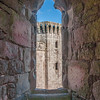 A - Through the Castle Window by Marty Barker - 2nd