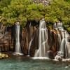 N - Icelandic Waterfalls by Marty Barker - 1st