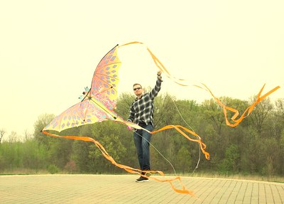 Journalism  Kite Meister by Kreg Kinzle  Third Place