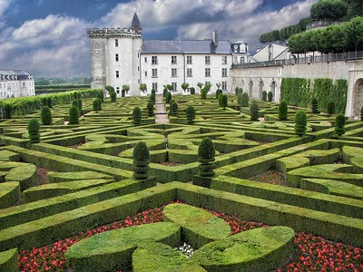 Travel  Jardins de Villandry – France  by Nikki McDonald  First Place