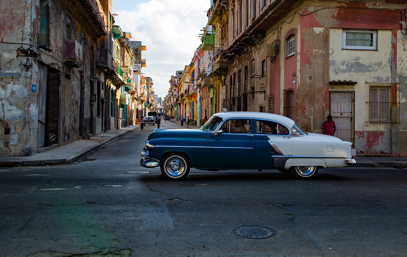 Cuba Now - Terry Turner - Third Place