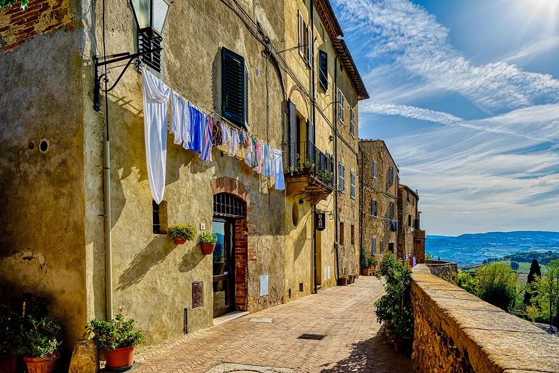 Tuscany Morning - Dorothy Sansom - Second Place