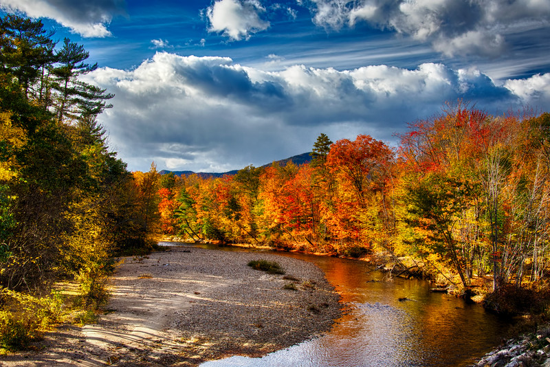 River in New Hampshire