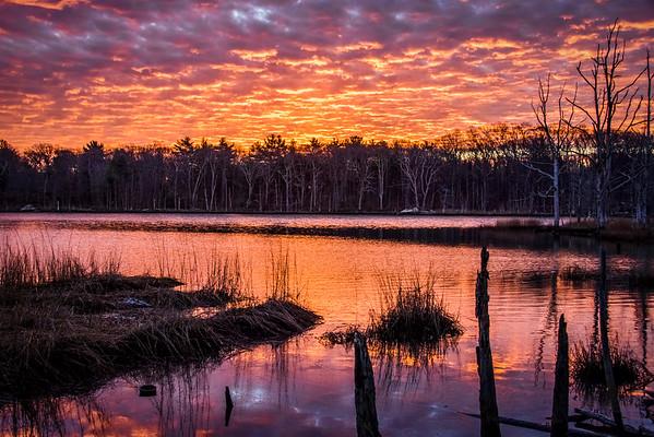 World's End at Sunrise