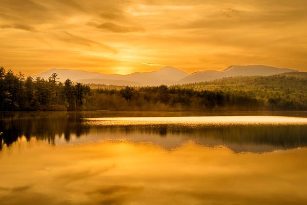 Chocorua Lake Sunset