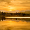 Chocorua Lake Sunset