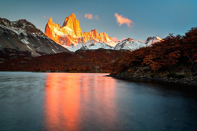 Fitz Roy Reflections #2