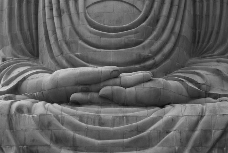 L2465 Giant Buddha, Bodh Gaya