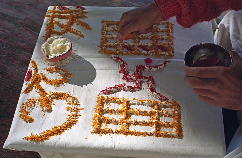 L2716 Preparation for Vedic Ceremony