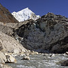L1175 Glacier at Gomuk, source of the Ganges