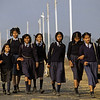 L1756 School kids. Rishikesh
