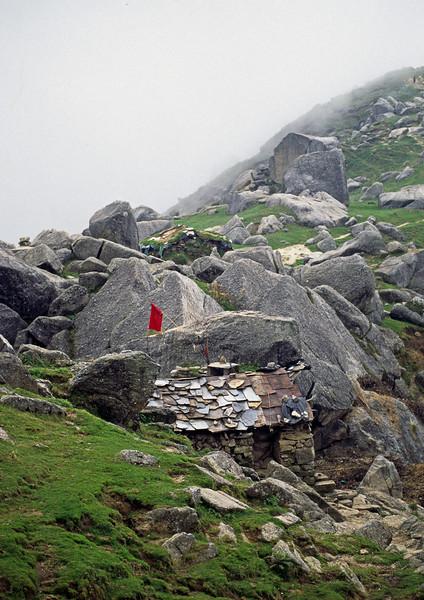 L1209 Cave, near Dharamsala