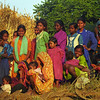 L2155 Villagers. Chatnag, Allahabad