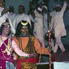 L1792 Songs of Krishna and Radha during a play at Nainital.