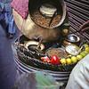L1702 Street food. New Delhi