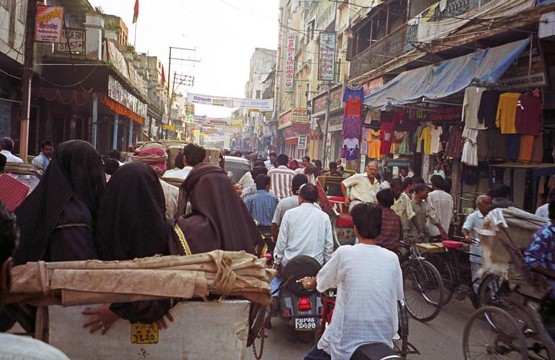L2545 Benares street scene.