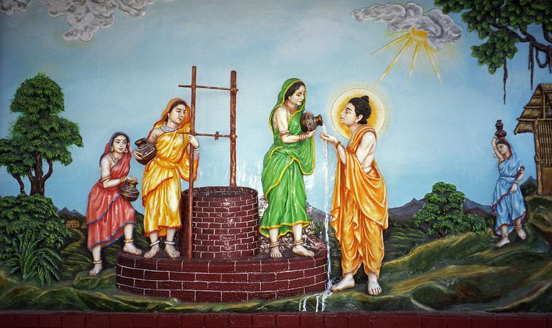 L2216 Diorama, Parmarth Niketan Ashram, Rishikesh